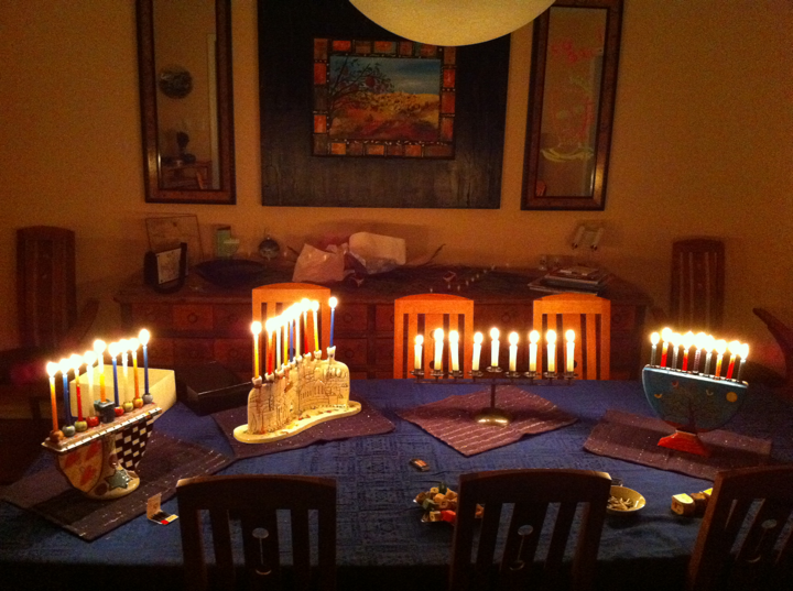 Is Chanukah the Jewish Christmas?